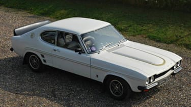 Ford Capri RS3100 - Goodwood Festival of Speed auction