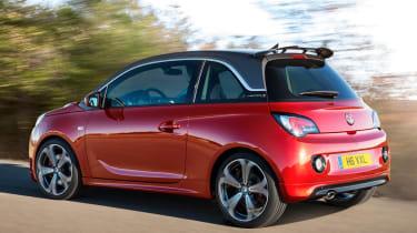 Vauxhall Adam S revealed ahead of Geneva motor show
