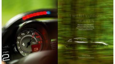 evo 264 - Le Mans