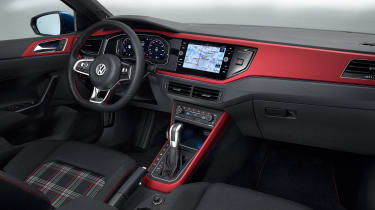 2018 VW Polo GTI – Interior