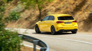 Mercedes-AMG A45 S - rear