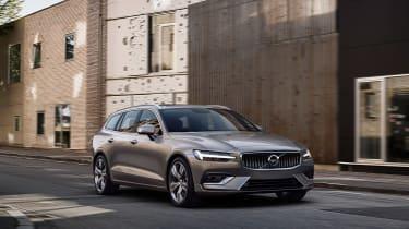 Volvo V60 front quarter
