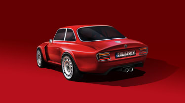 Emilia GT Veloce – rear