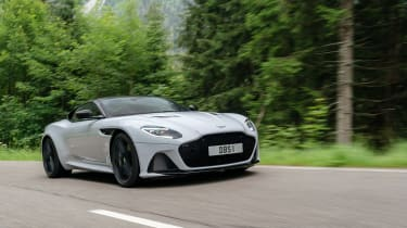 Aston Martin DBS Superleggera review - header