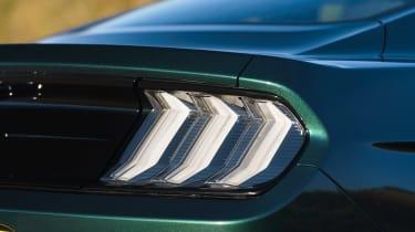 Ford Mustang Steve McQueen Bullitt Edition – rear lights