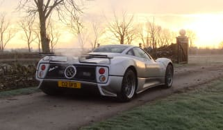 Video: Harry Metcalfe's Pagani Zonda C12S
