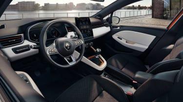 Renault Clio interior 2019 -