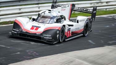 Porsche 919 Evo Nurburgring