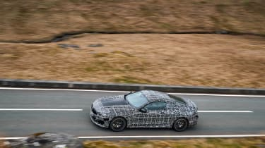 BMW 8-series prototype review - driving