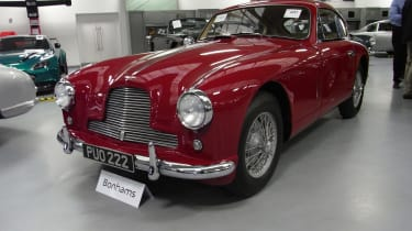 Aston Martin Works auction - DB2