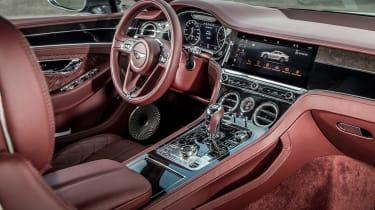 Continental GT - interior