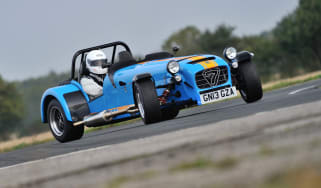 Caterham 620R powerslide