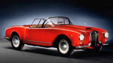 1950s - Lancia Aurelia Spider B24 - front quarter