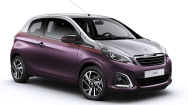 Peugeot 108 pictures revealed