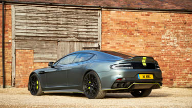 Aston Martin Rapide AMR rear static