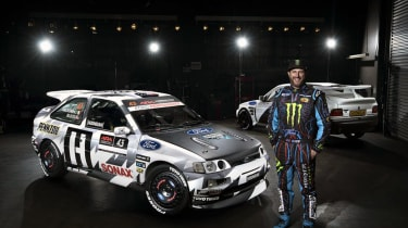 Ken Block's – Ford Escort RS Cosworth