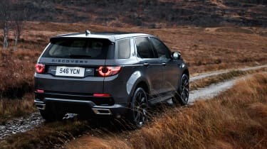 Discovery Sport 2017 Dynamic trim - offroad 2