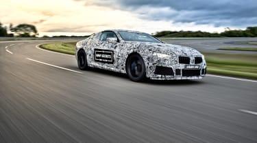 BMW M8 prototype - front 7