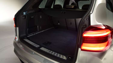 BMW X3 M boot