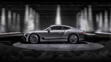 2021 Bentley Continental GT Speed - static other side