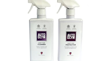 Best soft top cleaners Autoglym