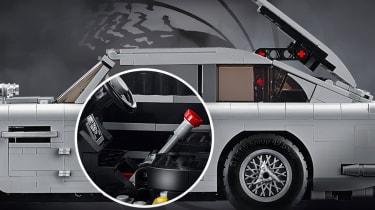 Lego Aston Martin DB5