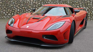 New World Records for Koenigsegg