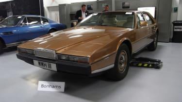 Aston Martin Works auction - Lagonda