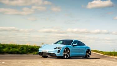 Porsche Taycan 2021 review - 4S