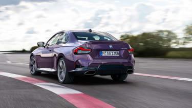 BMW 2-series 2021 – rear quarter
