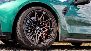 BMW M3 Group from evo 287 – BMW wheel