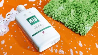 Autoglym bodywork and shampoo conditioner