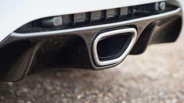 K-Tec Racing Mégane - Exhaust