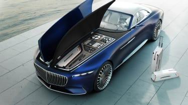 Vision Mercedes-Maybach 6 Cabriolet - picnic set