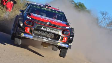 WRC R5 Argentina - Citroen 2