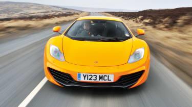 McLaren 12C discontinued