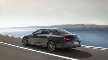 Mercedes-AMG CLS53 – rear quarter