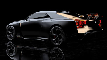 New Nissan GT-R50 by Italdesign prototype