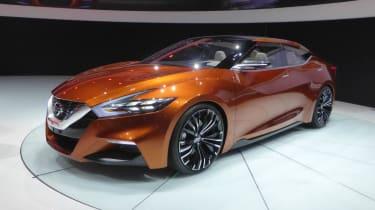 Nissan Sports Sedan