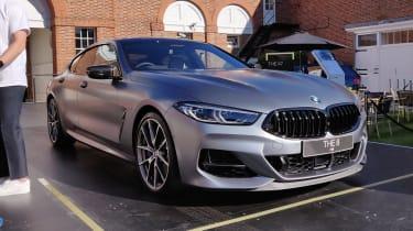 Goodwood 2019 - supercar paddock BMW M8
