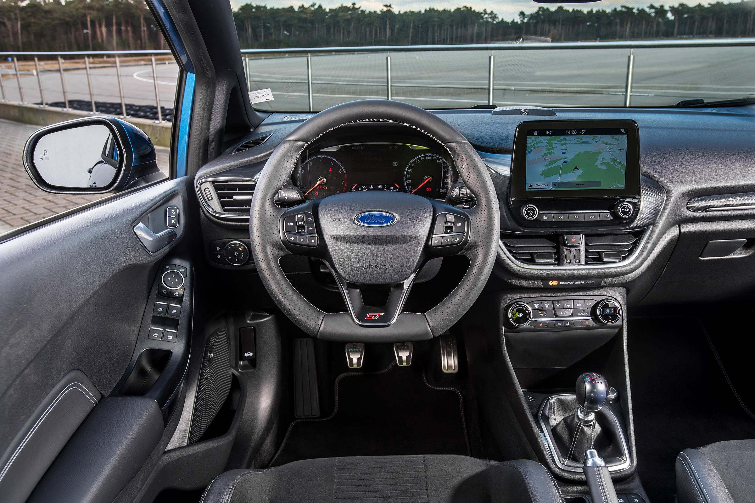 2020 Ford Fiesta St Review Simple Honest Fun Evo