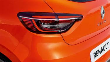 Renault Clio exterior - rear light