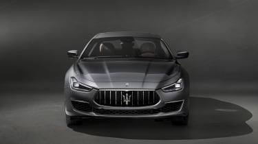Maserati Ghibli GranLusso - front