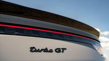 Porsche Cayenne Coupe Turbo GT – badge