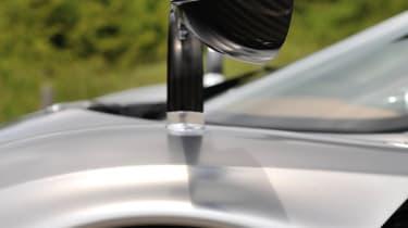 New Pagani Huayra alloy wheel side mirror