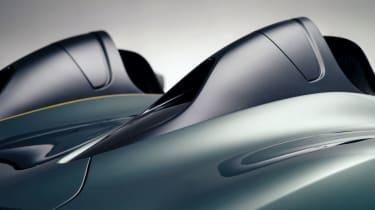 Aston Martin CC100 carbon fibre