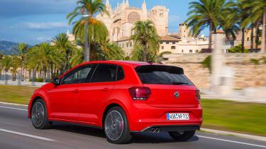 Volkswagen Polo GTI – rear quarter