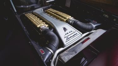 Lamborghini Diablo VT 6.0 SE – engine