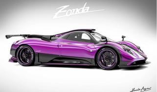Pagani Zonda one-off