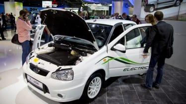 Electric El Lada prototype